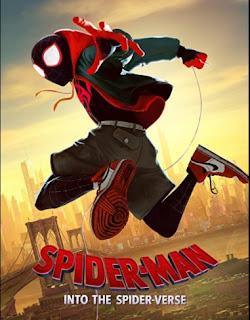 spider man into the spider verse, film spider man into the spider verse, film spider man kartun, sinopsis film spider man into the spider verse, rekomendasi film animasi