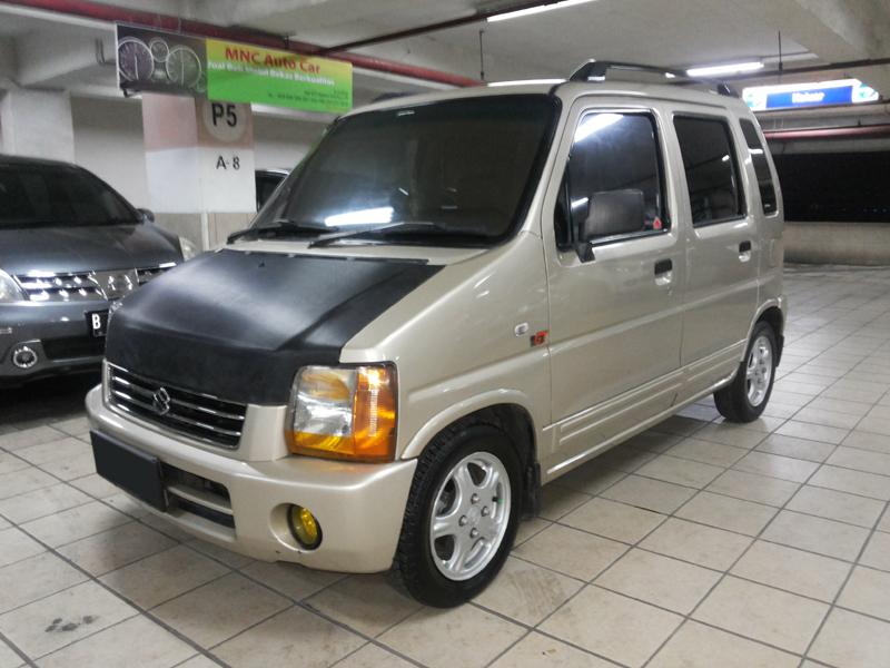 Kumpulan Foto Modifikasi Mobil Suzuki Karimun Terbaru