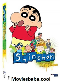Shin Chan Season 8 Complete Hindi Dubbed All Episodes HD 360p