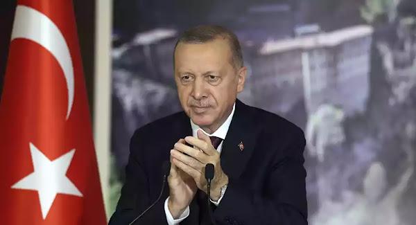Ερντογάν: Η Ελληνοκυπριακή πλευρά, η Ελλάδα, όχι η Τουρκία αυξάνουν την ένταση στη Μεσόγειο