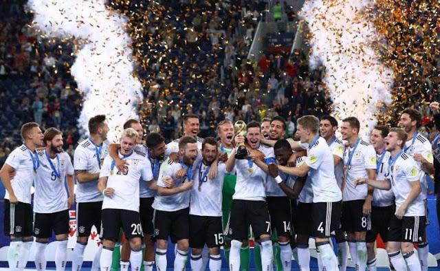 Regenerasi Sempurna Timnas Jerman
