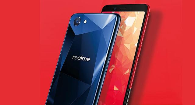 Realme 1 Stock Firmware