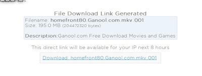 Cara Cepat Download Film di Ganool