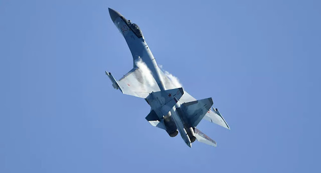 """مجلة أمريكية: """"سو-35"""" تهديد حقيقي للمقاتلات الأمريكية"""
