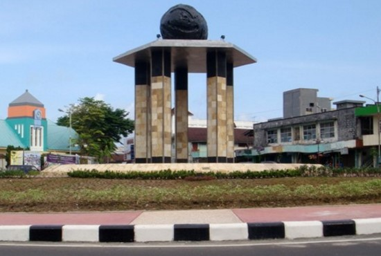 Monumen Satam, Tanjung Pandan