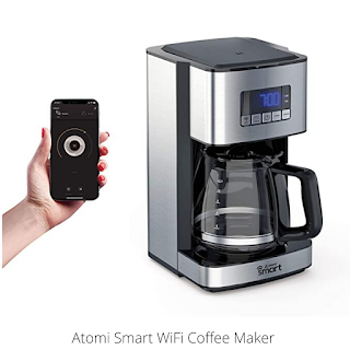 The-Best-Smart-Coffee-Machine/Makers-with-Alexa-Integration