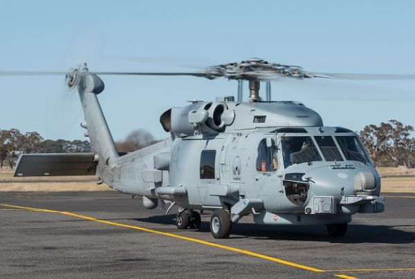 Sikorsky MH-60R specs