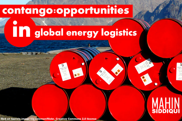 OPINION | Contango : Opportunities in Global Energy Logistics