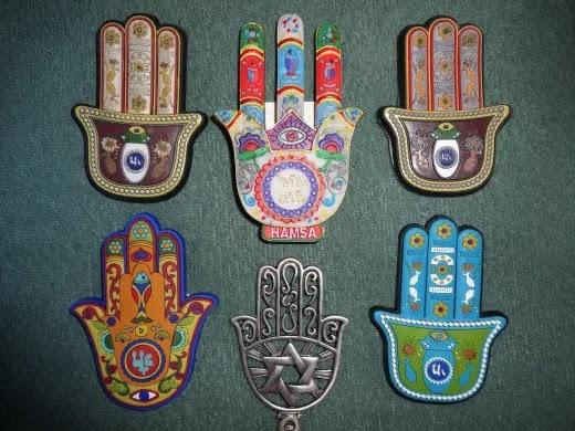 The Hamsa Hand