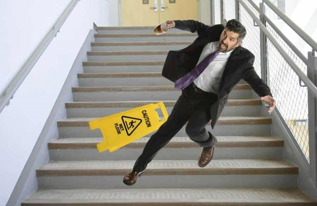 protect business against slip and fall accidents personal injury lawsuit