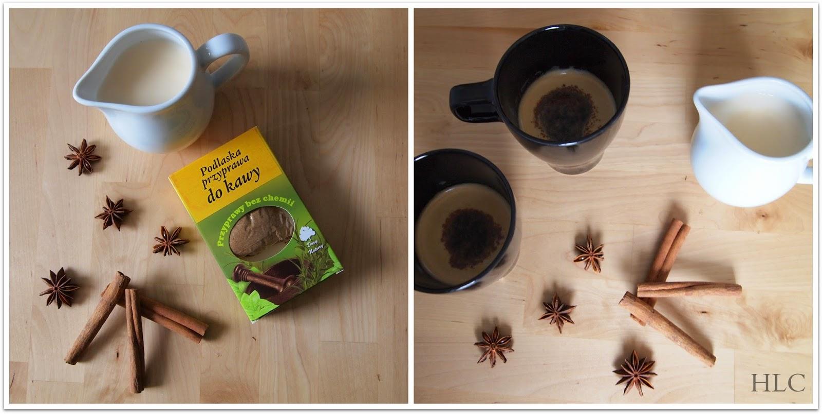 przyprawa do kawy