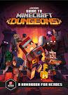 Minecraft Guild to Minecraft Dungeons Book Item