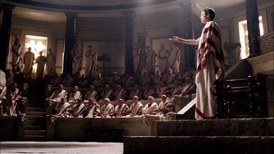 Roma Senatosu - World Arkeoloji