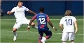 ريال مدريد يخسر في ملعبه ضد ليفانتيبهدفين مقابل هدف