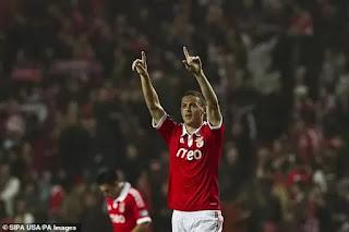 Manchester United midfielder Matic leaves door open for Benfica return