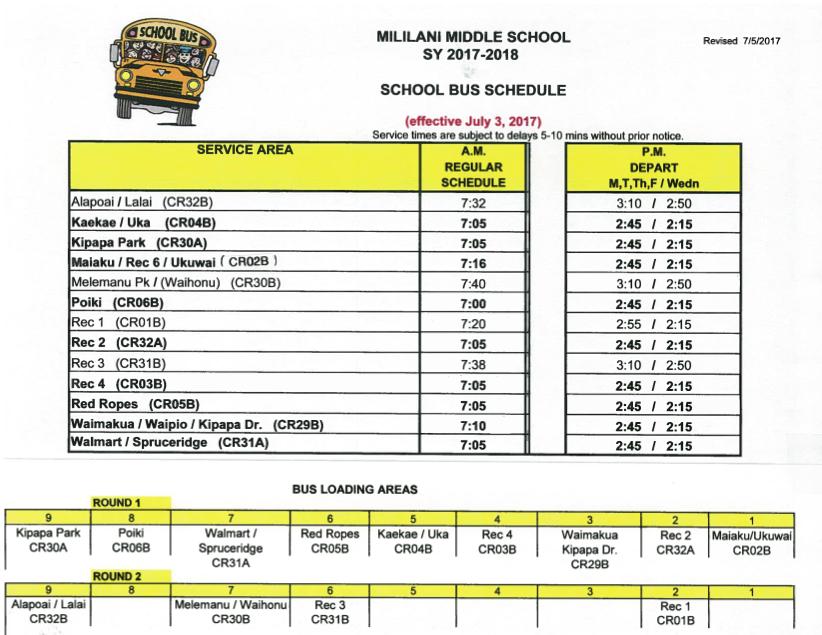 Mililani Middle School