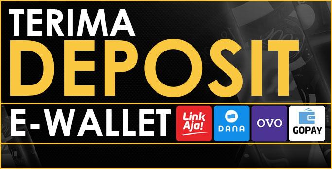 Deposit E wallet Pandora188