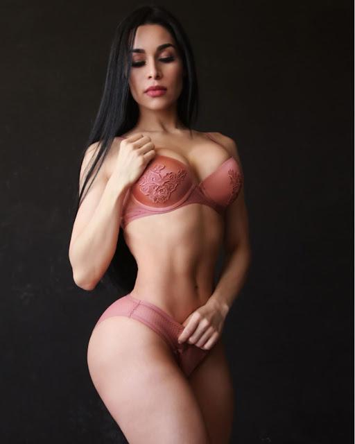 Yuliett Torres sexy h enero 2020