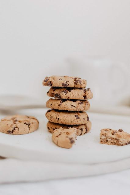 La ricetta degli American cookies