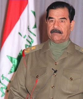رمزيات صدام حسين
