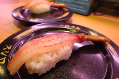 Sushiro, snow crab leg