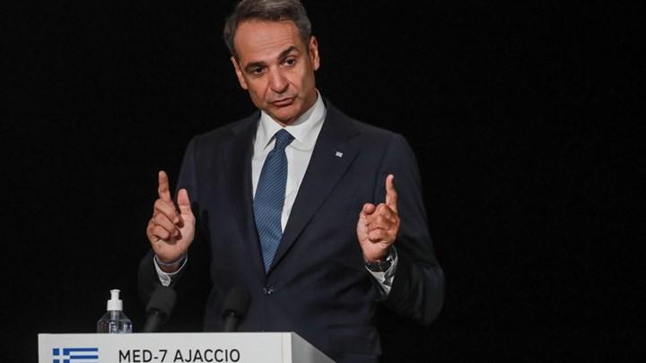 Απόλυτα επιτυχημένη χαρακτήρισε την Ευρωμεσογειακή Διάσκεψη MED7 ο Κυριάκος Μητσοτάκης στις δηλώσεις του μετά την ολοκλήρωσή της.