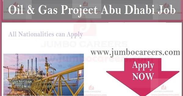 Latest-Oil-Gas-Project-Abu-DhabiJob-Vacancies  Th P Job For Dubai on computer science, civil engineering, for guyanese, quantity surveyor,