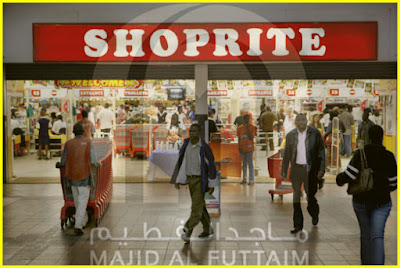 مجموعة ماجد الفطيم Majid Al Futtaim الإماراتية تستحوذ على 6 متاجر لشركة شوبرايت Shoprite في أوغندا Uganda