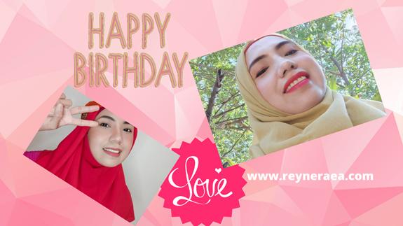 happy birthday Reyne Raea
