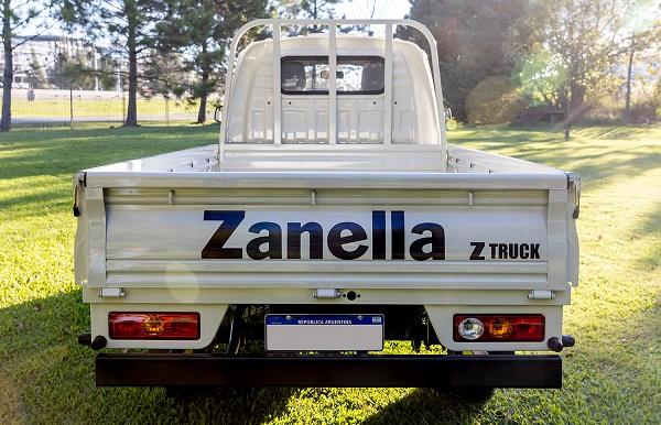 Zanella Z-Truck CS