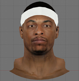 NBA 2K14 Paul Pierce Cyberface Mod