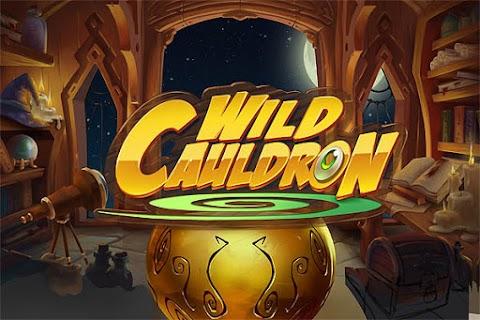 Main Slot Gratis Wild Cauldron (Quickspin) 96.09% RTP