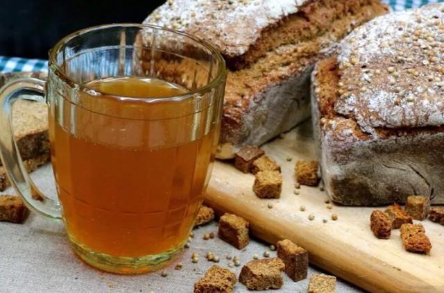 квас хлеб