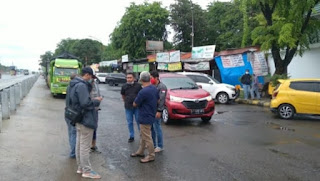 TKP Bentrokan FPl-Polisi, Petugas Tol: CCTV Selalu Aktif, Tidak Ada yang Mencurigakan di Sini