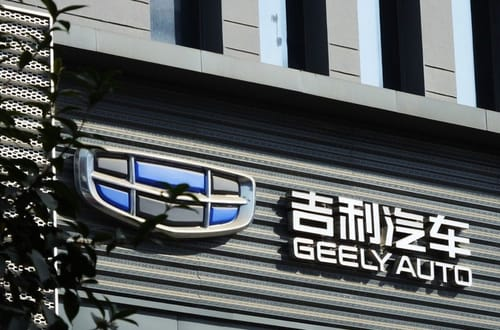 Geely Zeker electric car targets Tesla