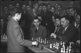 Simultáneas de Arturito Pomar en Lérida el 17 de abril de 1946 (10)