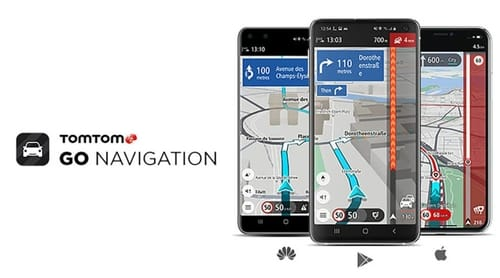 TomTom launches Maps app for Huawei phones without Google Maps