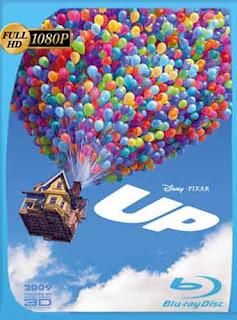 Up: Una Aventura de Altura 2009 HD [1080p] Latino [Mega] dizonHD