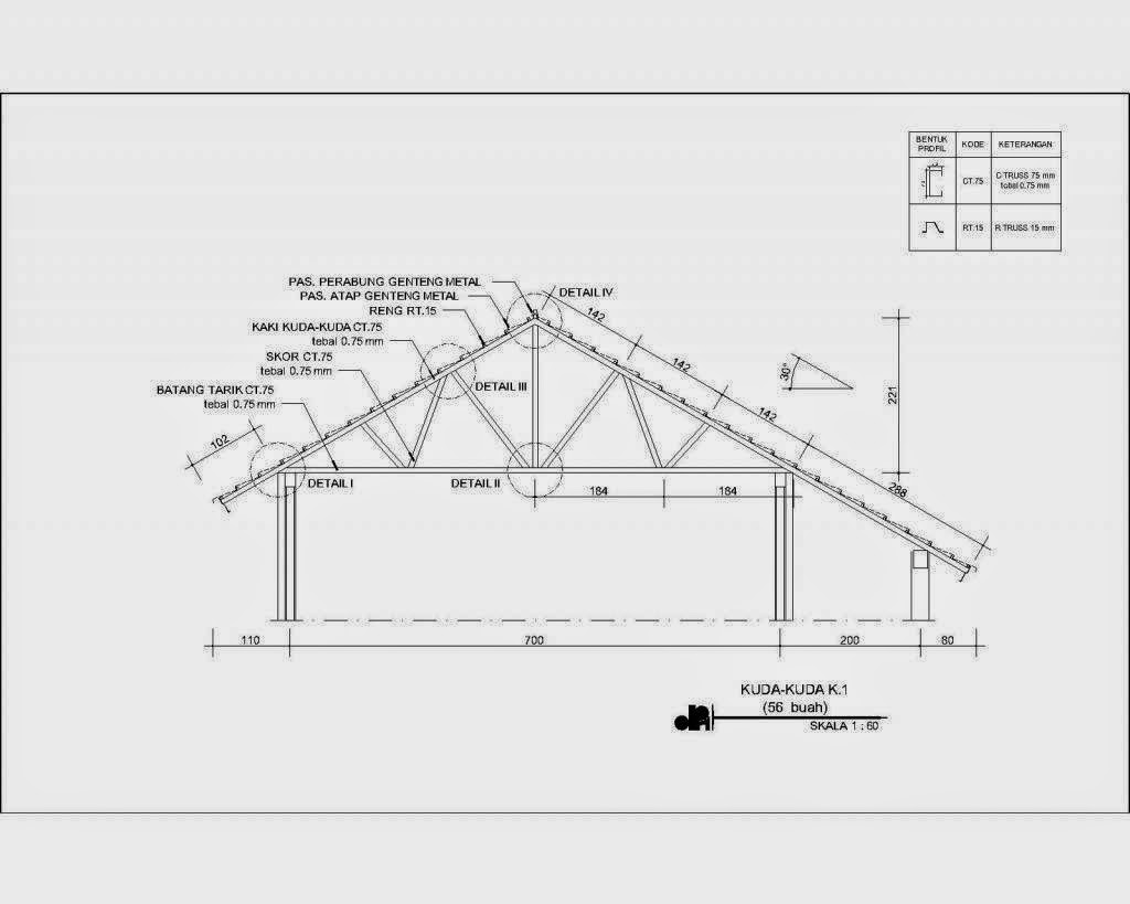 baja ringan pdf popular detail kuda minimalist home designs