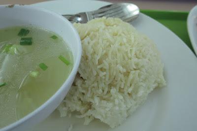 Mat Noh & Rose, chicken rice