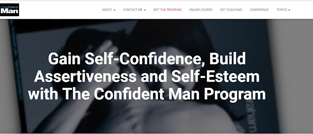 Confident Man Program Plus Women, Dating And Attraction Bonuses