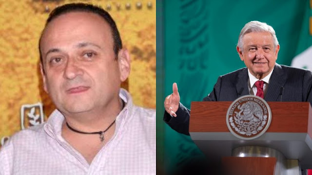 """""""Voté por un tipo imbécil"""", Lalo España tunde al presidente AMLO"""