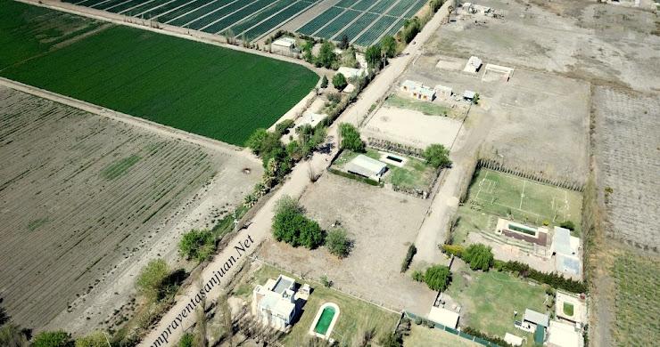 VENDO LOTES 1390 M2 EN MEDANO DE ORO - RAWSON, SAN JUAN, ARGENTINA