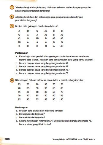 Kunci Jawaban Matematika Kelas 5 Halaman 7 : kunci, jawaban, matematika, kelas, halaman, Download, Kunci, Jawaban, Matematika, Evaluasi, Kelas, Revisi, SEKOLAH
