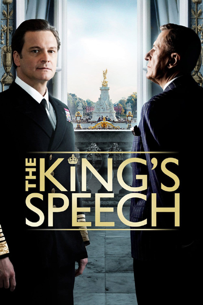 THE KING'S SPEECH.