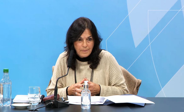 """Vilma Ibarra: """"El Presidente no ha aceptado ninguna renuncia"""""""