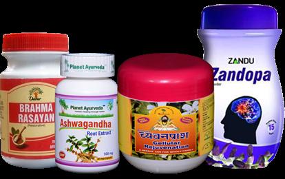 Deep Brain Stimulation By Ayurvedic Herbs