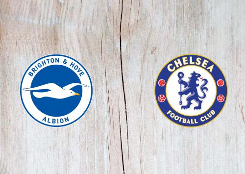 Brighton & Hove Albion vs Chelsea -Highlights 14 September 2020
