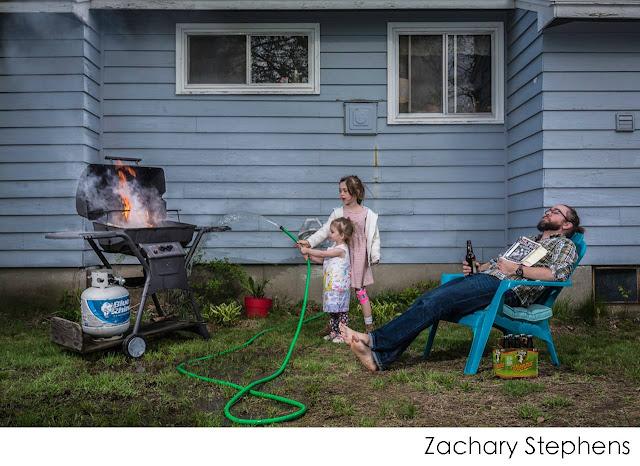 BBQ by photographer Zachary P. Stephens