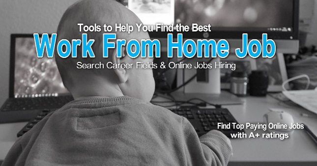 How to Find Work from Home Online Jobs